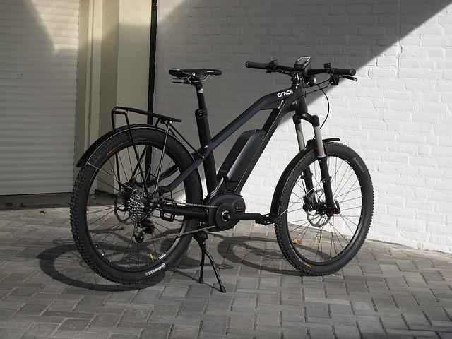 černé kolo