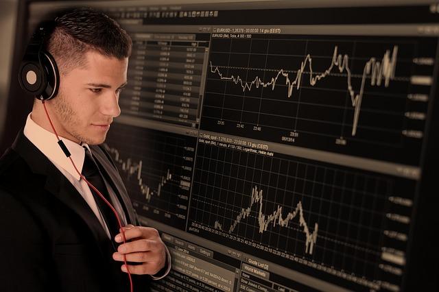 obchod s akciemi