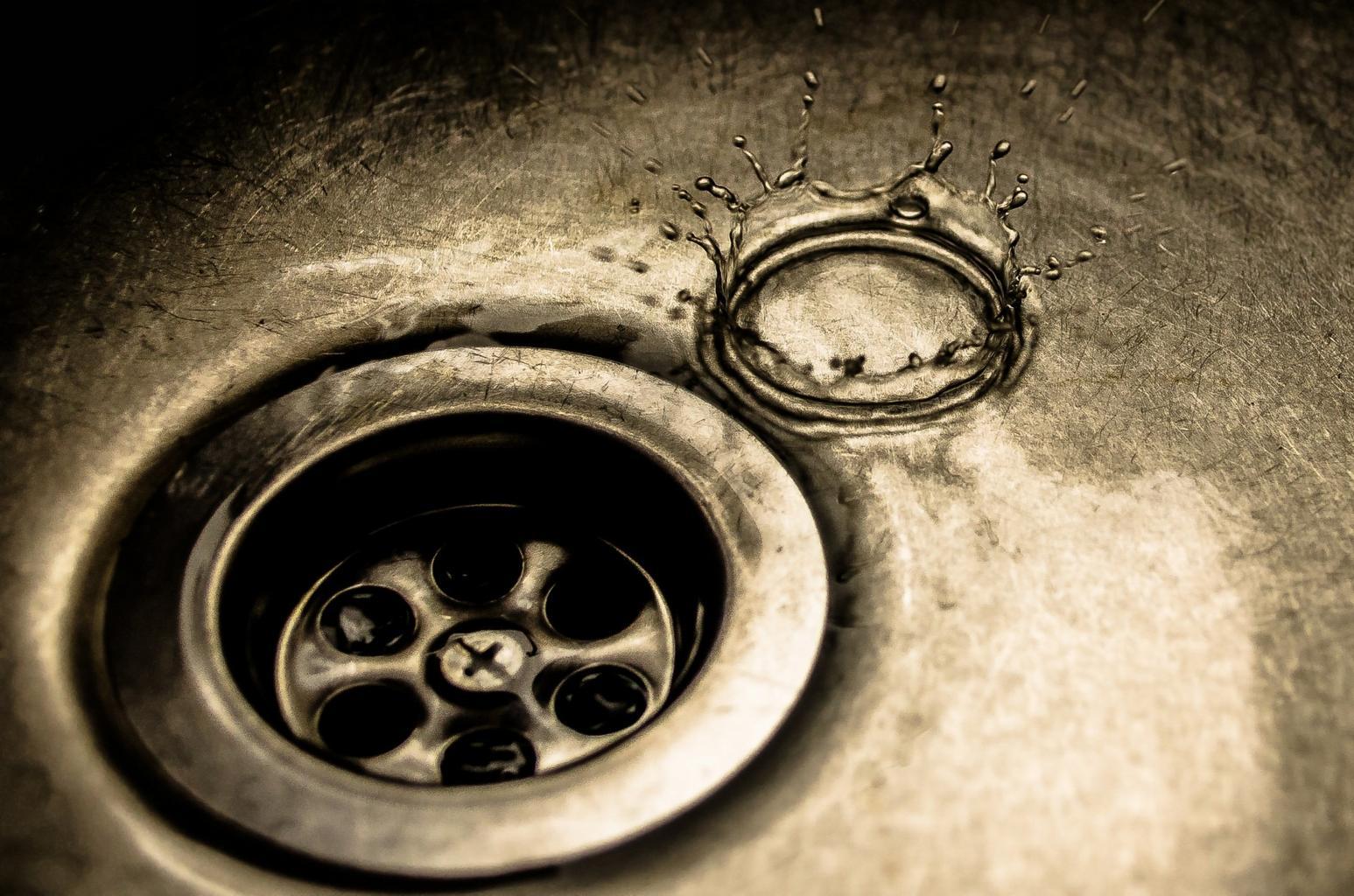 voda v dreze